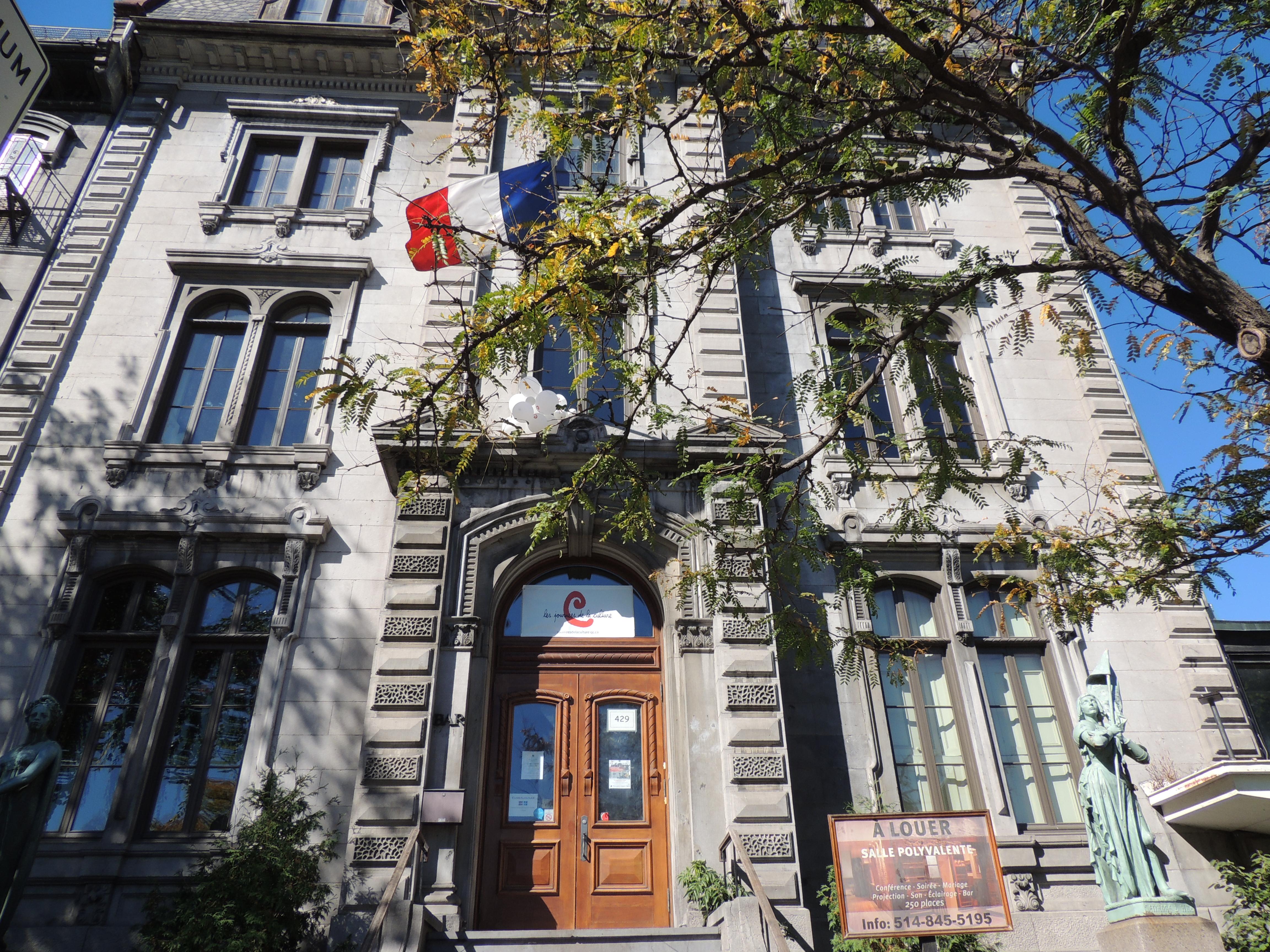 La fête nationale du 14 juillet à l'Union Française de Montréal dès 15h