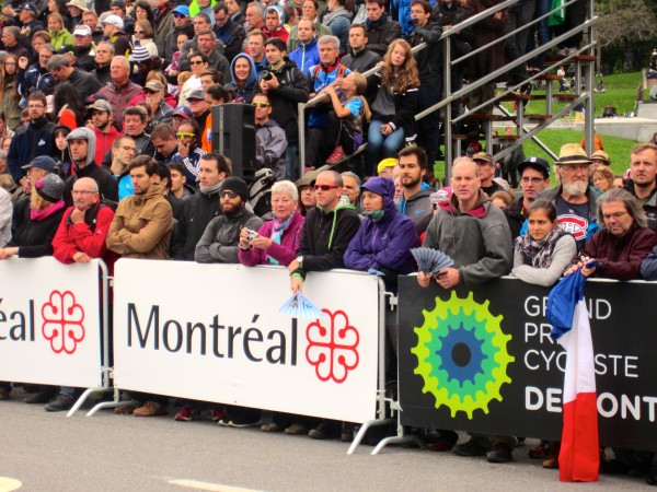 Trois cyclistes français à Montréal et Québec