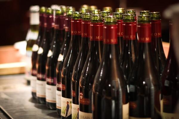 Le vin français, grand vendeur au Québec