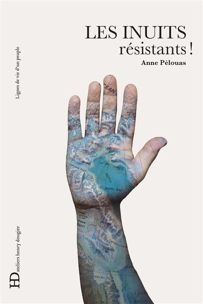 Anne Pelouas à la librairie du Québec à Paris