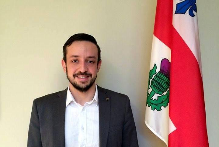 Romain Fayolle, un Niçois installé au Québec... et pas prêt de quitter sa belle province
