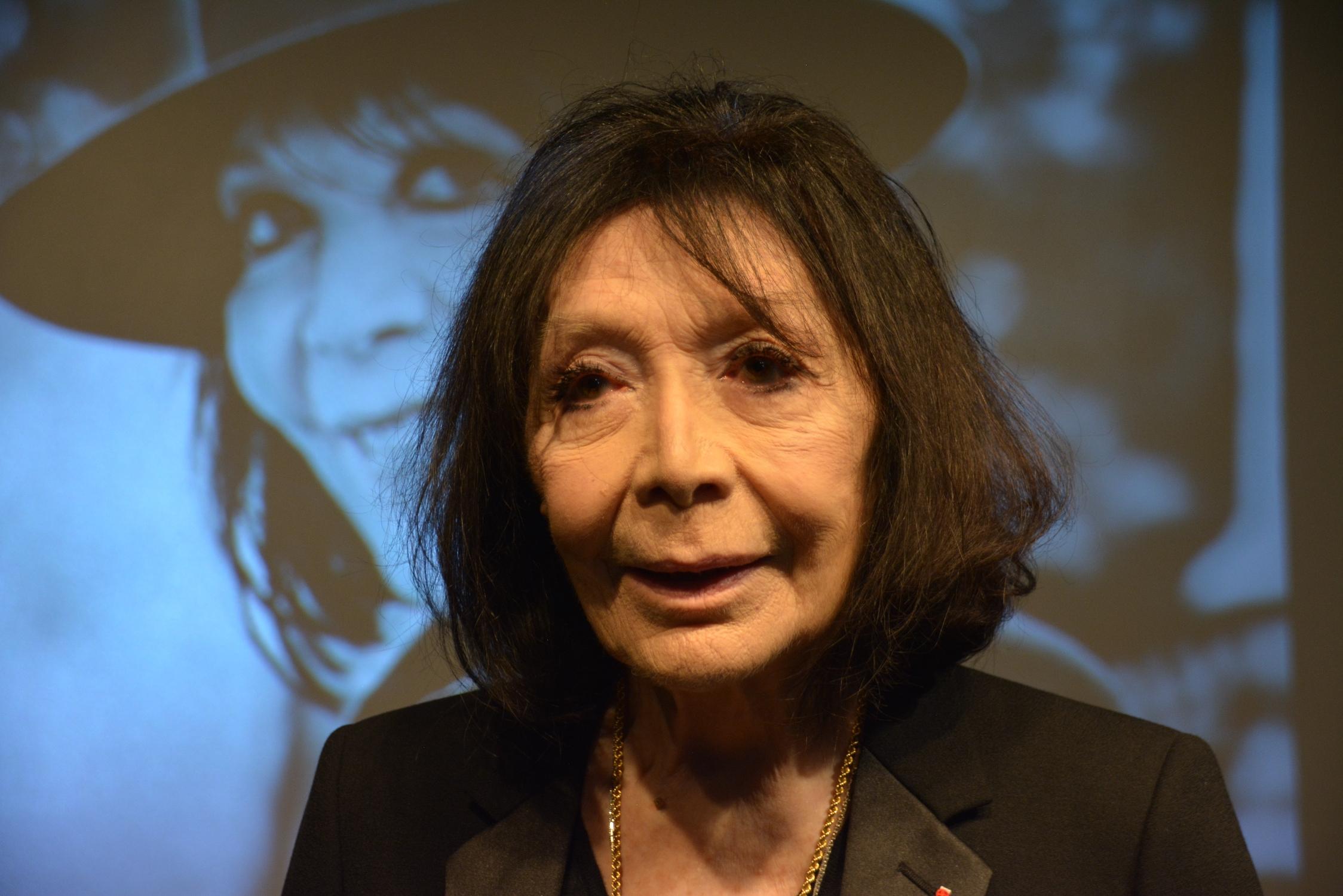 Juliette Gréco, une icône de la chanson française à Montréal