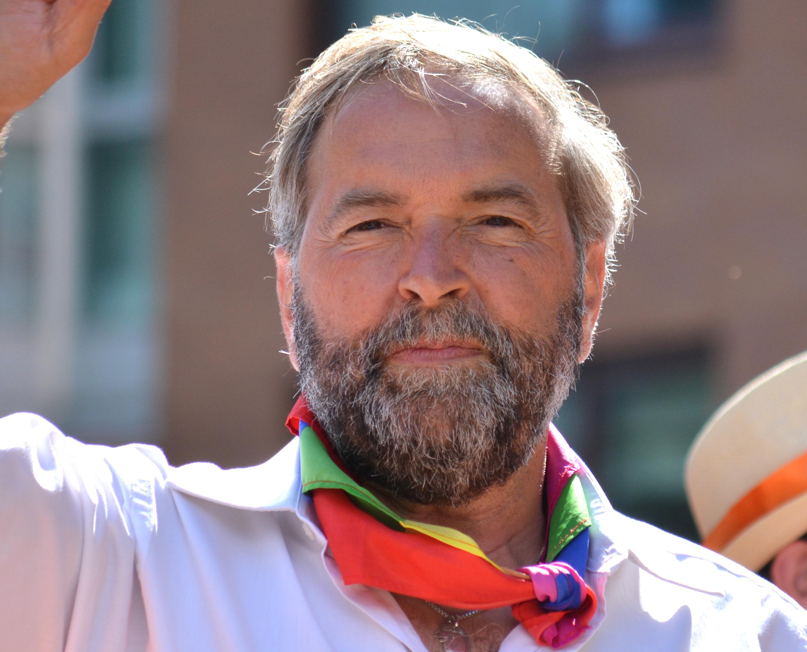 Tom Mulcair : ce franco-canadien veut diriger le Canada dès le 20 octobre