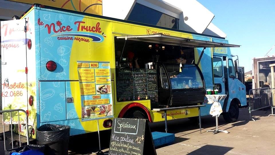 La cuisine nissarde à l'honneur à Montréal avec le Nice Truck