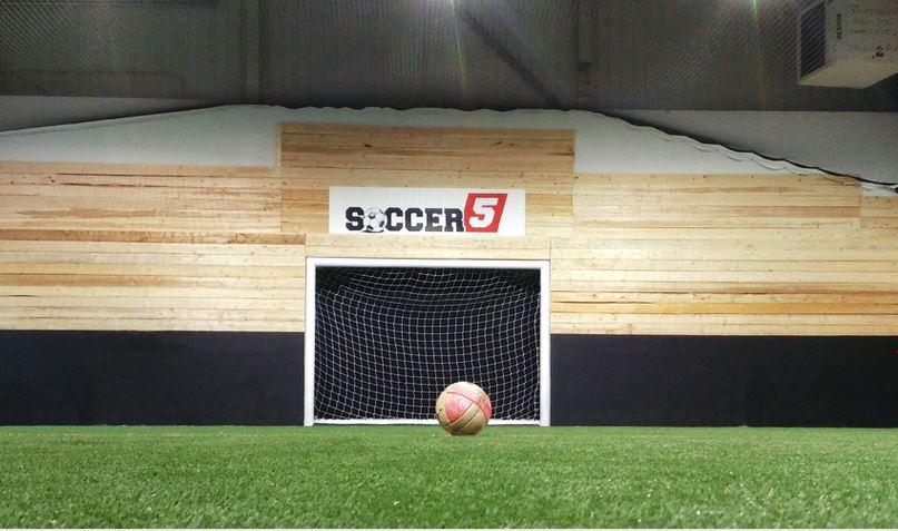 Soccer5 : Du foot en salle à Montréal