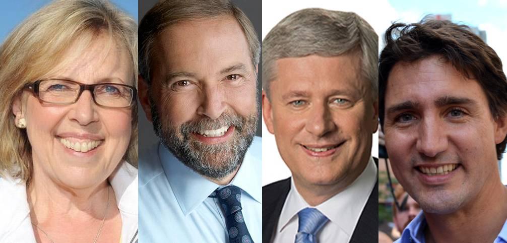 Climat : peu d'intérêt électoral au Canada, mais beaucoup plus à Washington, Rome, Paris et chez les Pétrolières