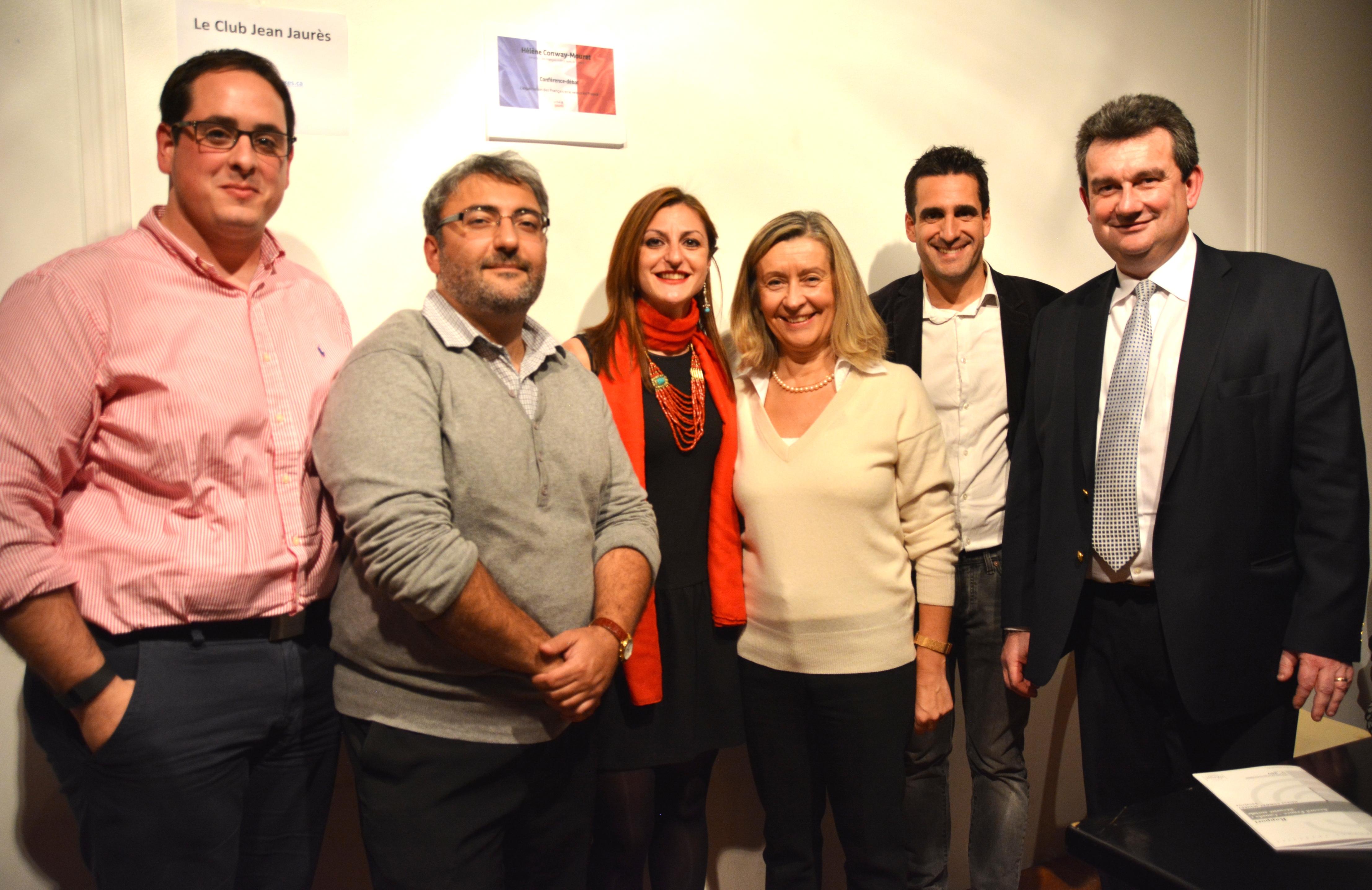 En visite à Montréal, Hélène Conway-Mouret veut changer l'image des Français de l'étranger