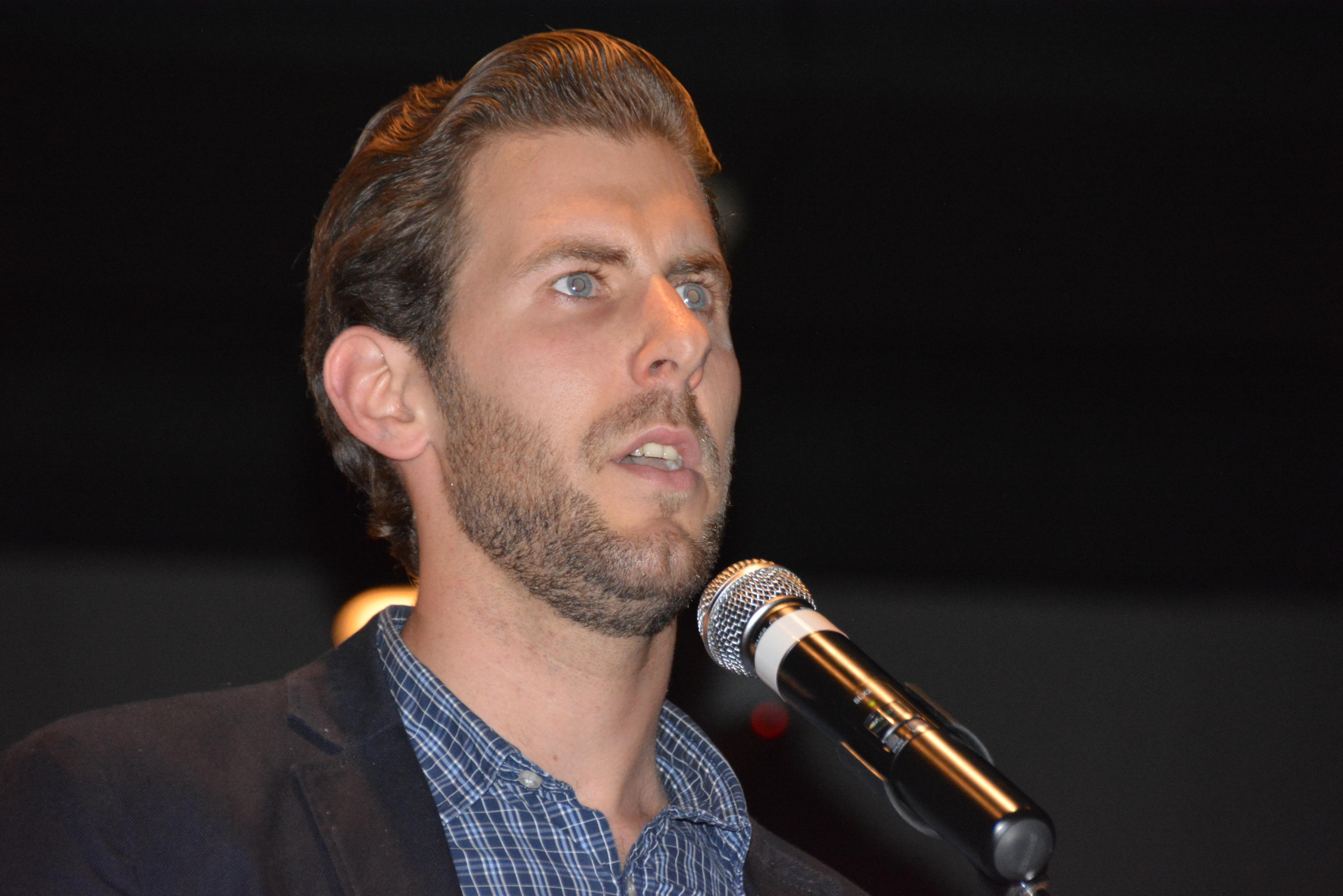 Xavier Nonnenmacher, l'Alsacien de Montréal aux 92 000 signatures stoppe le déversement