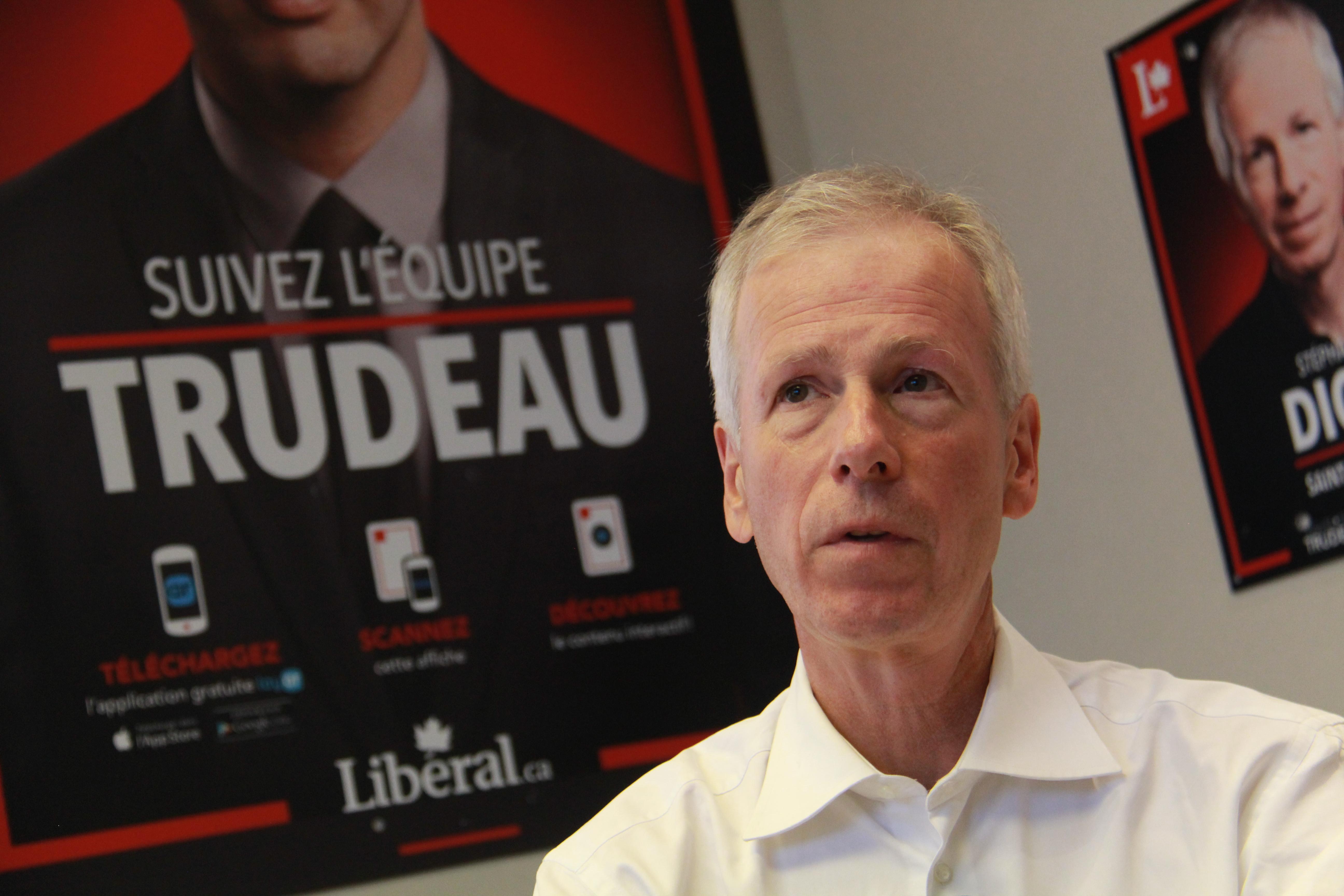Stéphane Dion : un Québécois d'origine française à la tête des affaires étrangères