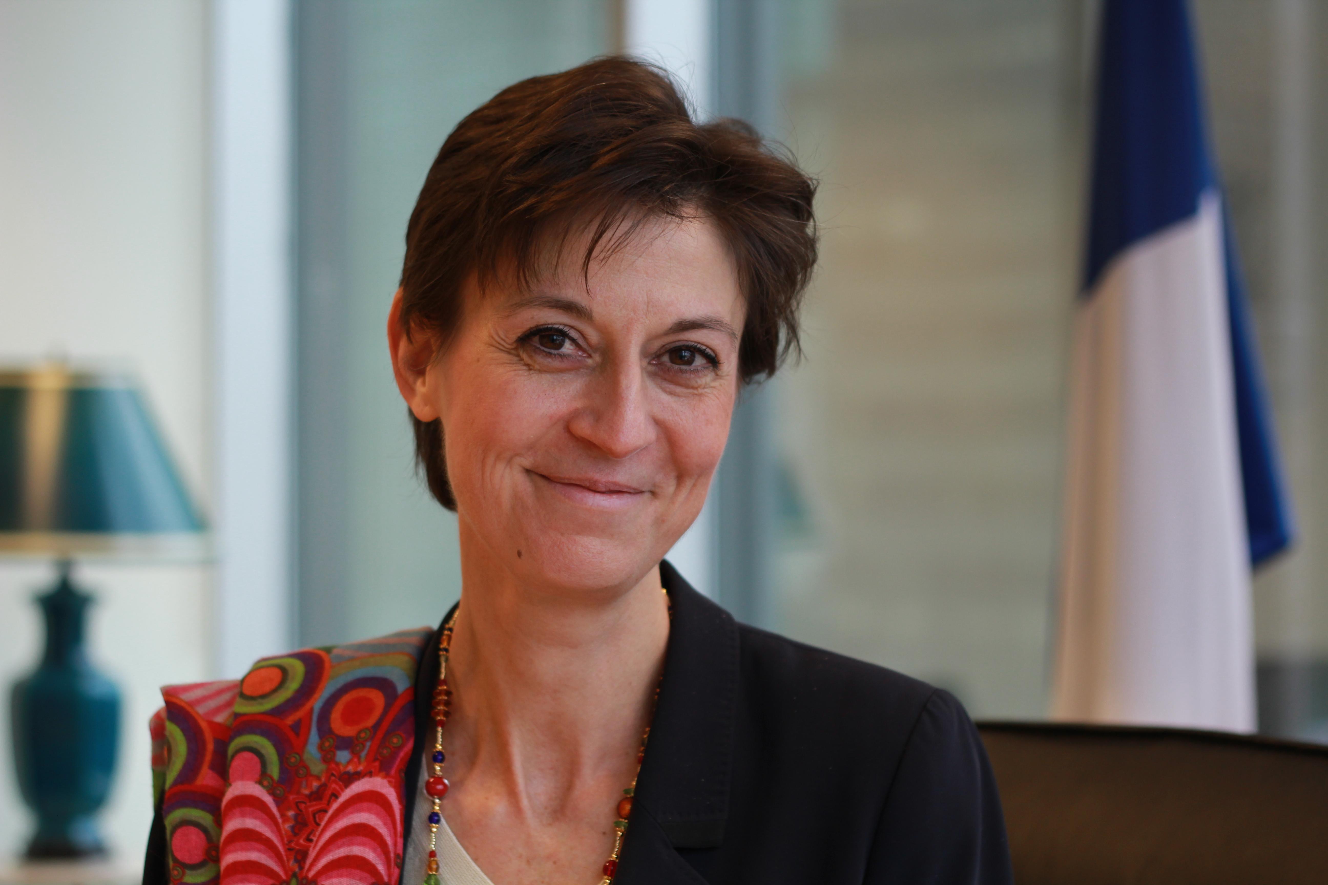 Catherine Feuillet, le nouveau visage de la diplomatie française à Montréal