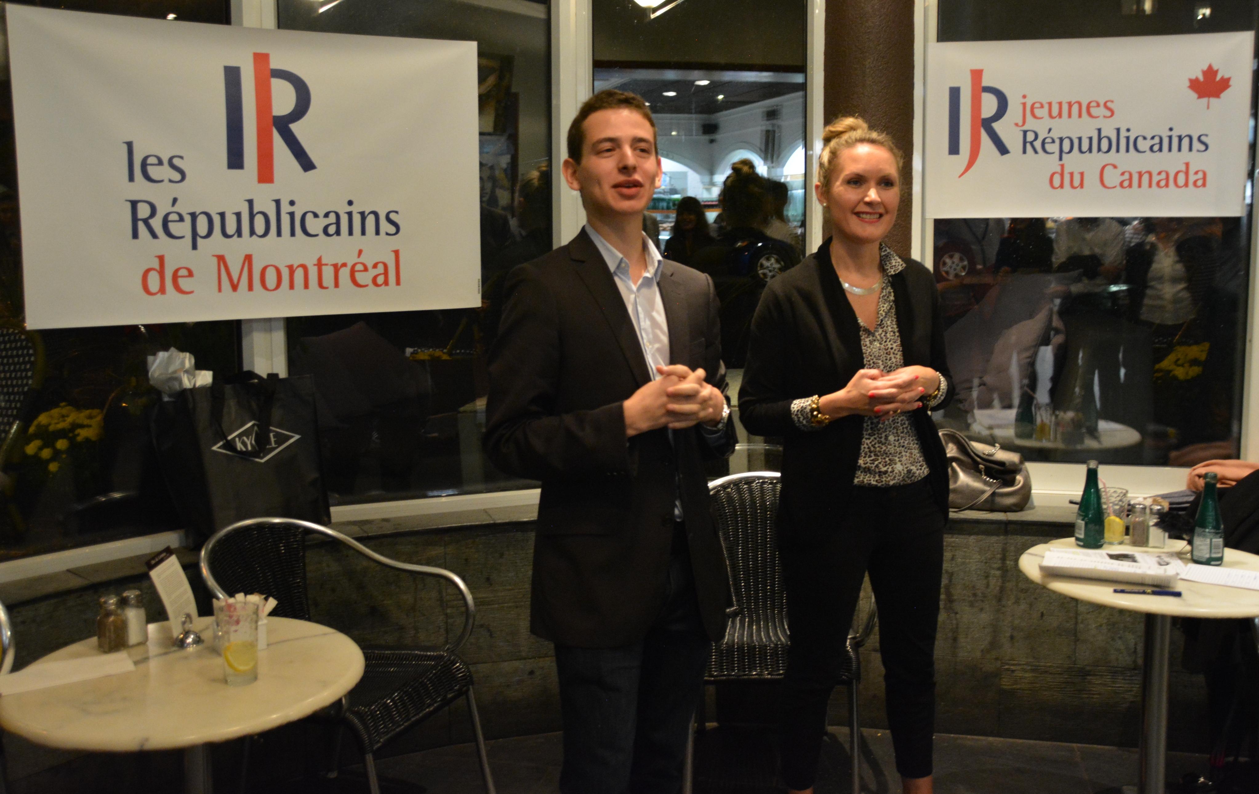 La rentrée des Républicains de Montréal, une réunion animée et pleine de nouveautés