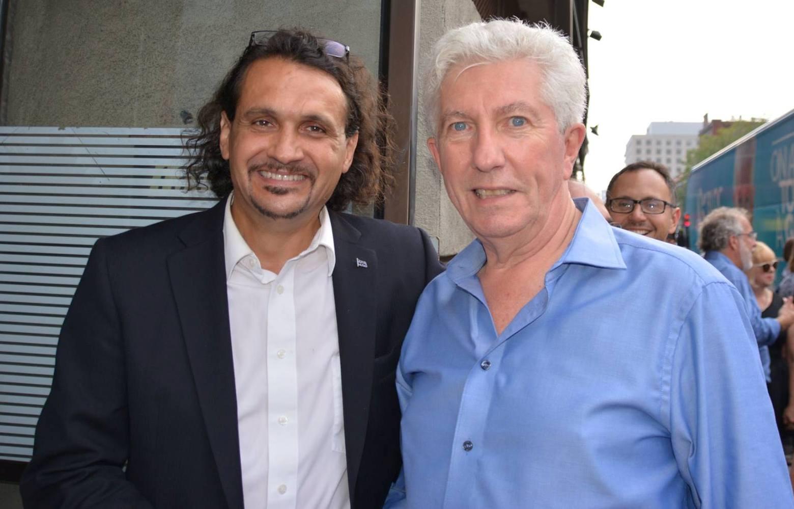 """Roger Galland-Barou, candidat du Bloc Québécois dans Outremont : """"Une nation doit être un pays"""""""