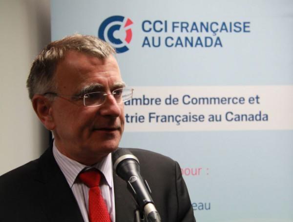 Nicolas Chapuis remplacé à Ottawa