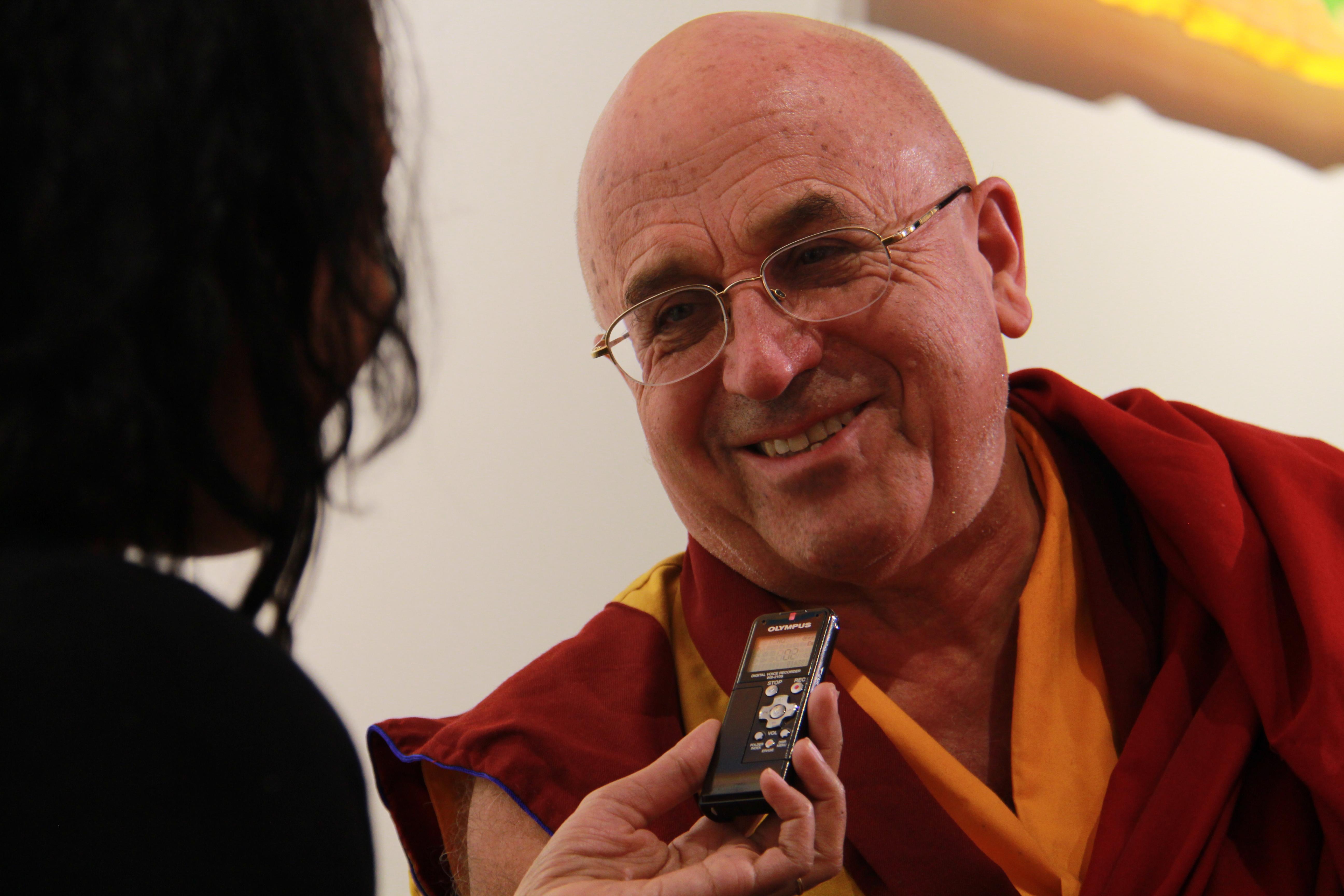 Matthieu Ricard à la TOHU : « Il faut oser l'altruisme »