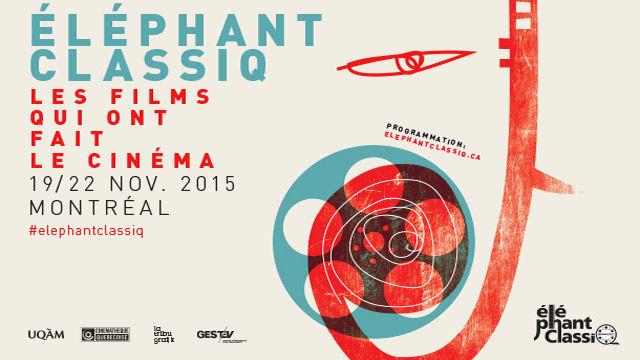 Festival Éléphant ClassiQ : les chefs-d'œuvre du cinéma francophone restaurés