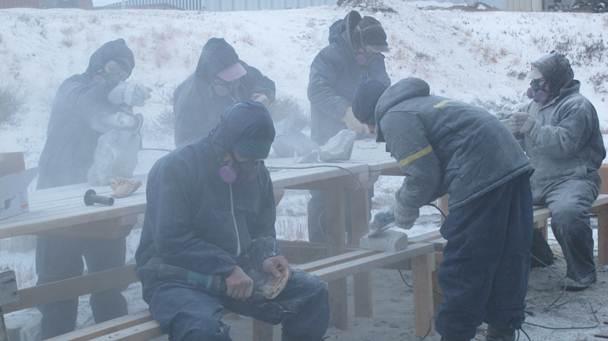 Des artistes français en terre inuite : la culture plus que jamais