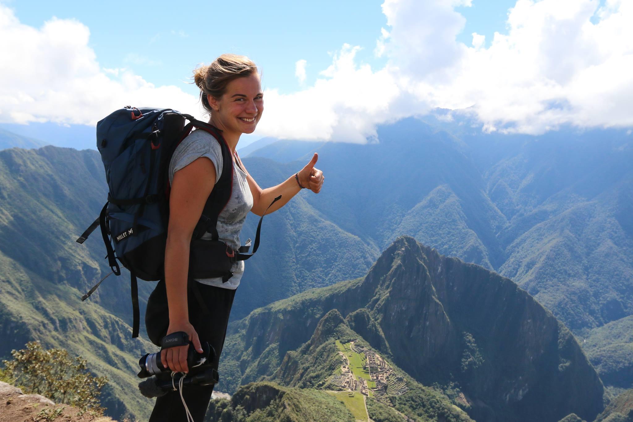 Florence Renault : le tour du monde sur le pouce avec 10$ par jour