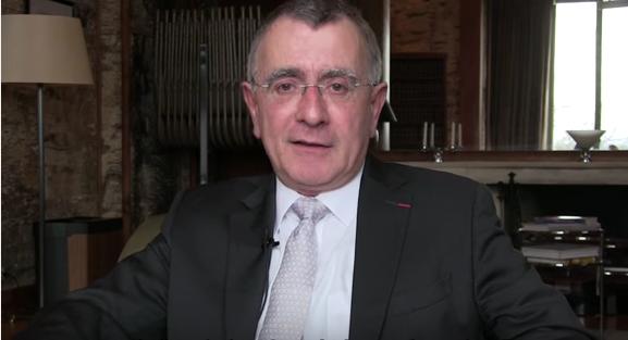 Les voeux de Nicolas Chapuis, ambassadeur de France au Canada