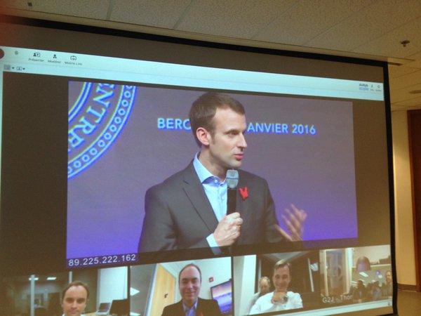 Montréal labellisée French Tech Hub par Emmanuel Macron