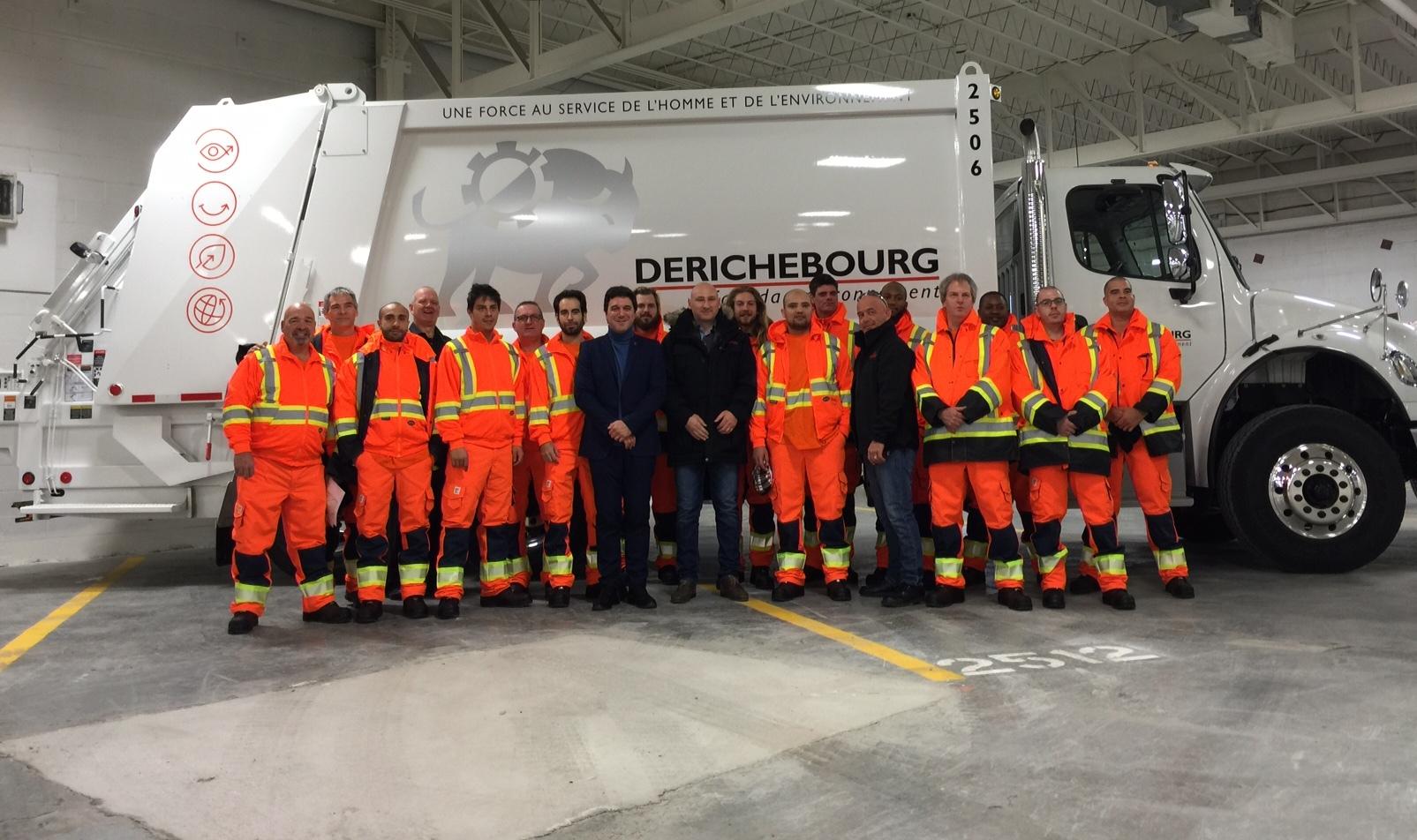 L'entreprise française Derichebourg : ramasser les poubelles de la province et conquérir l'Amérique