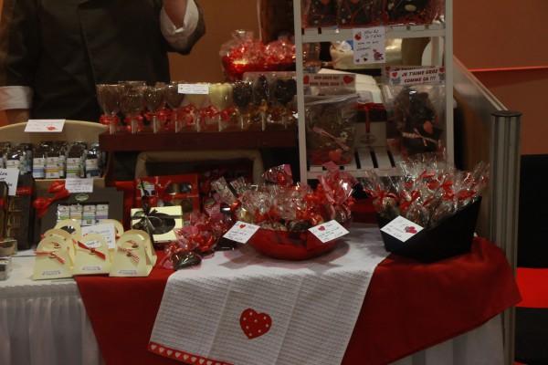 Ça sent bon la France au Salon du chocolat de Montréal!