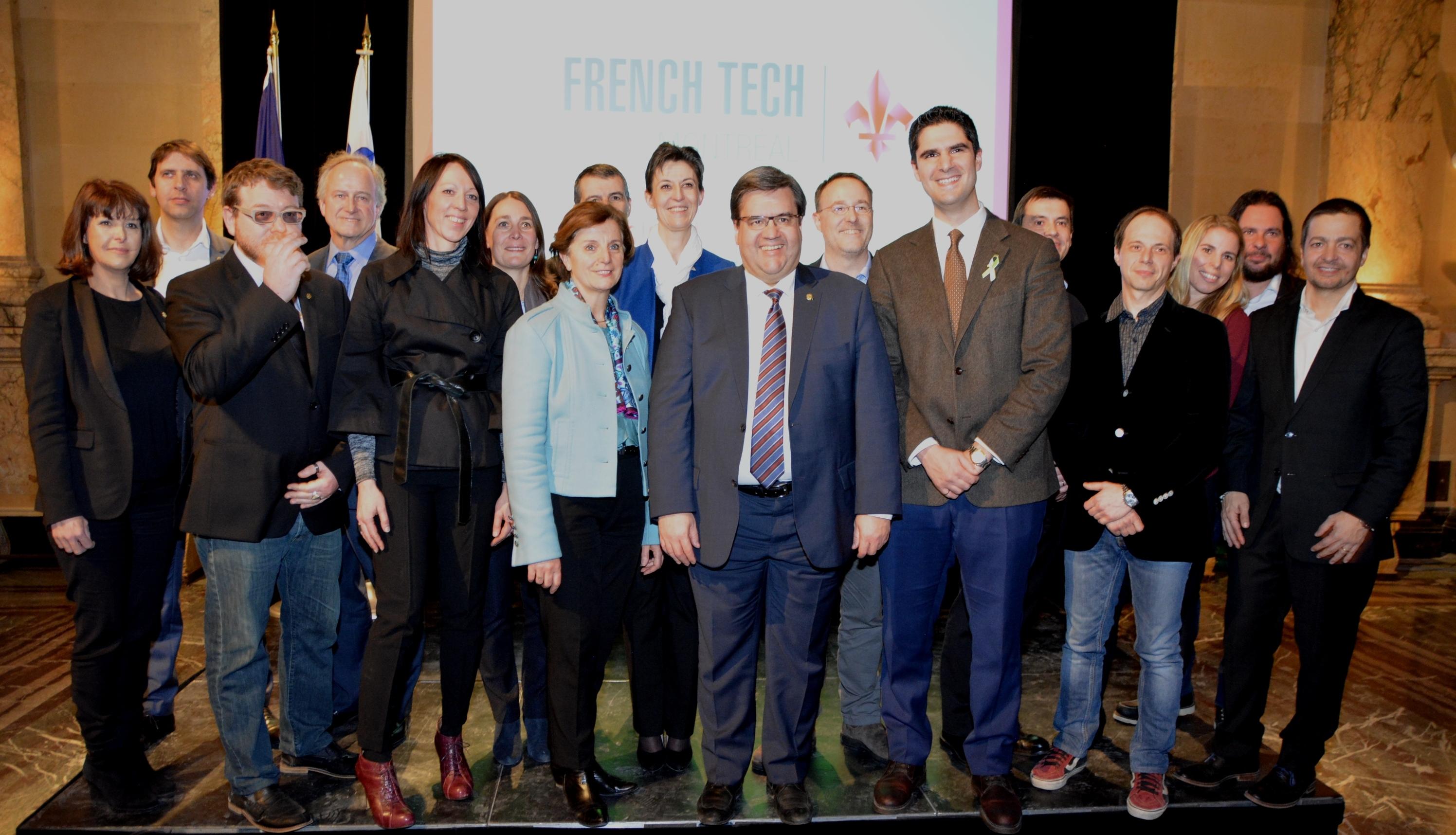 Montréal voit l'avenir en Bleu Blanc Tech