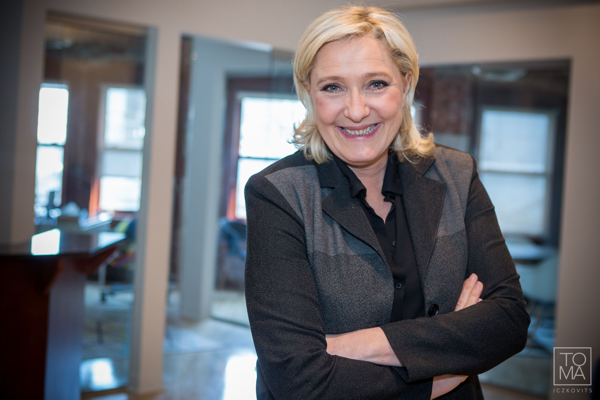 Marine Le Pen à Montréal : Francophonie et Français de l'étranger en ligne de mire
