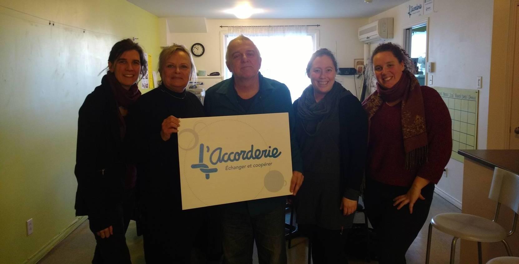 L'Accorderie, un projet social et solidaire né au Québec, qui se propage en France