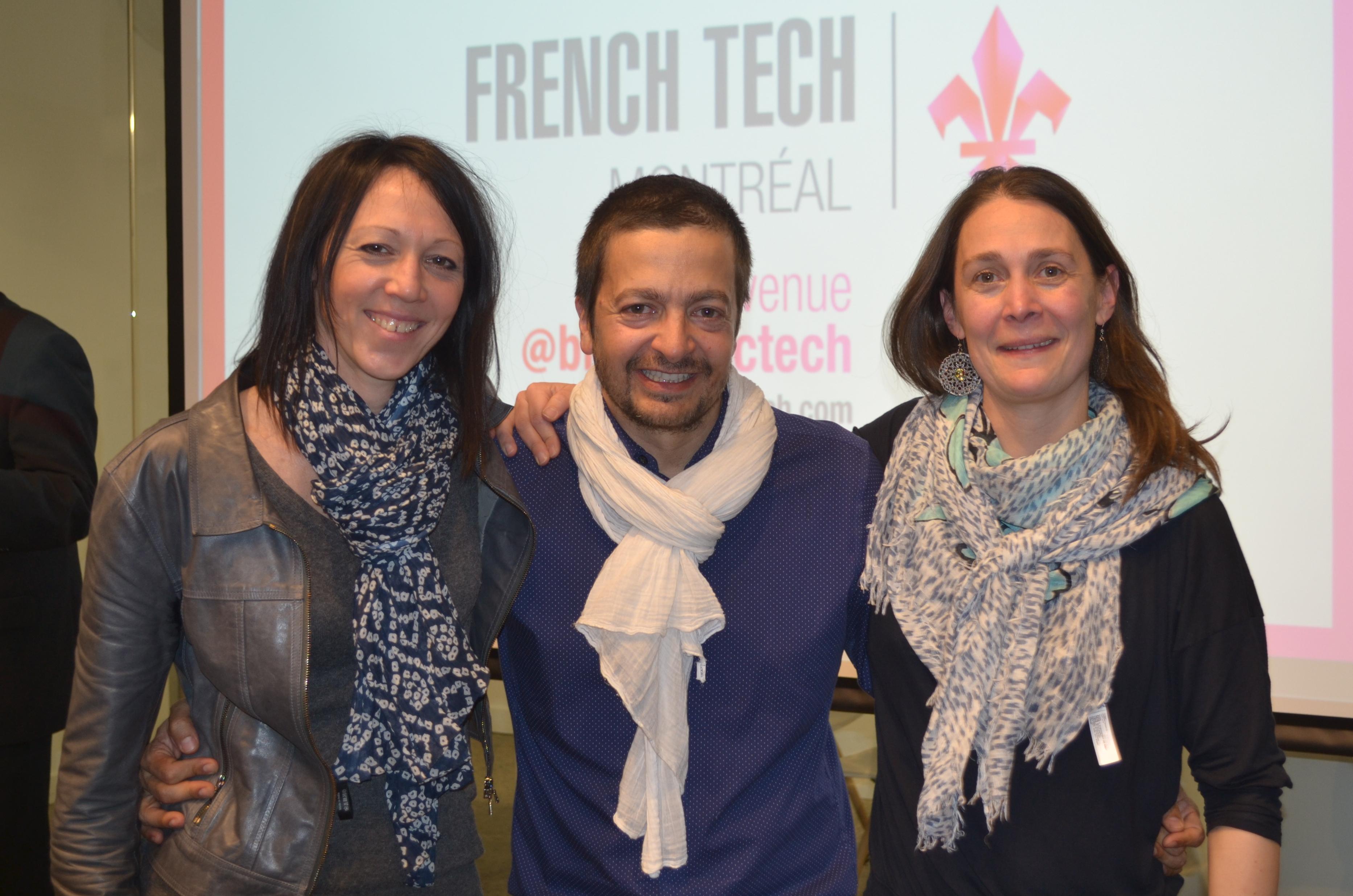 BleuBlancTech : mentorat et accompagnement pour le premier 5@7