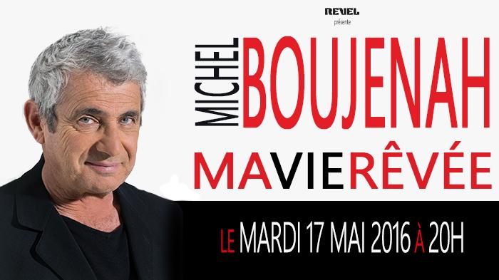 Michel Boujenah à Montréal