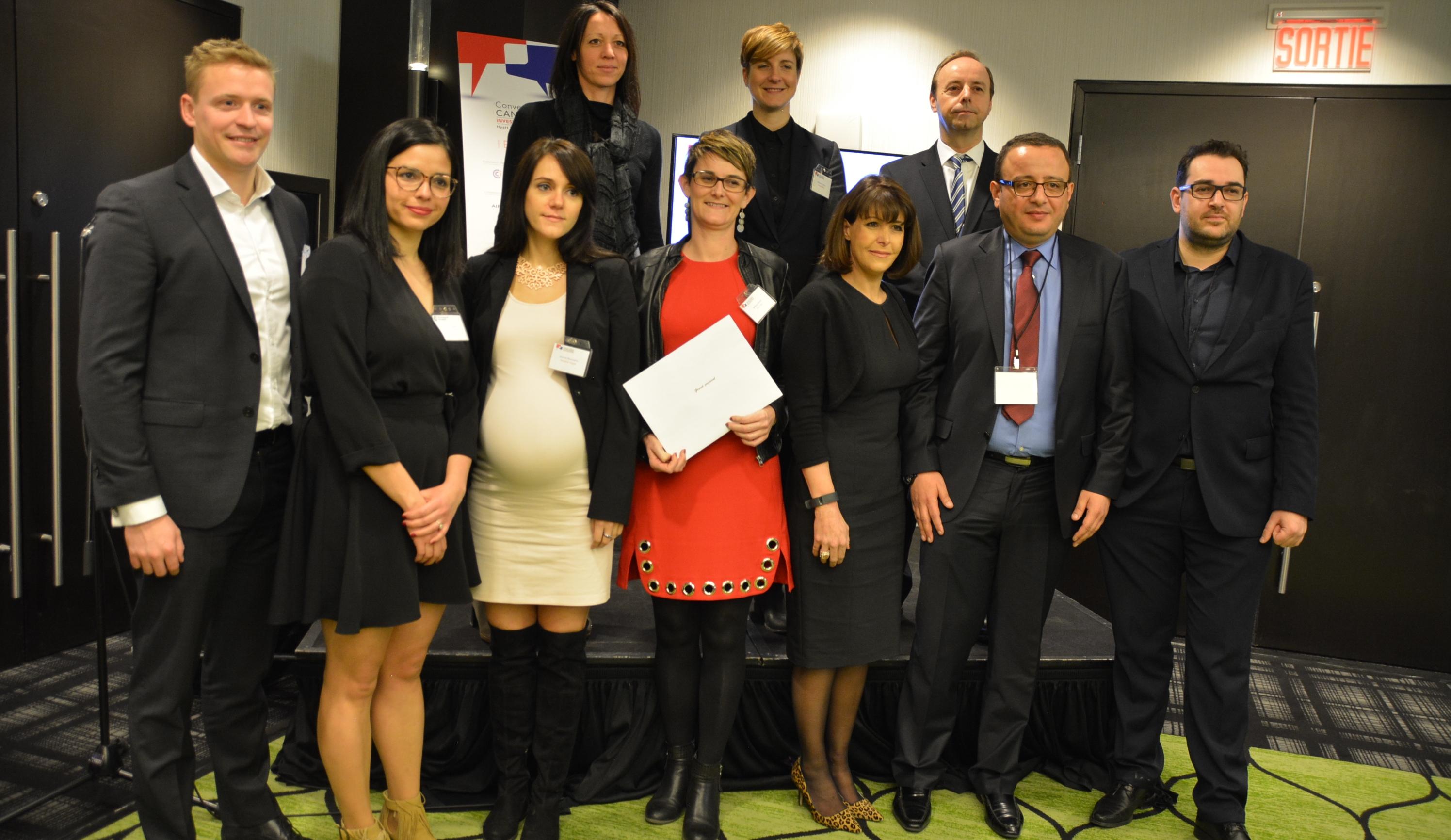 4e convention d'affaires Canada-France, sous le signe du numérique et des start-up
