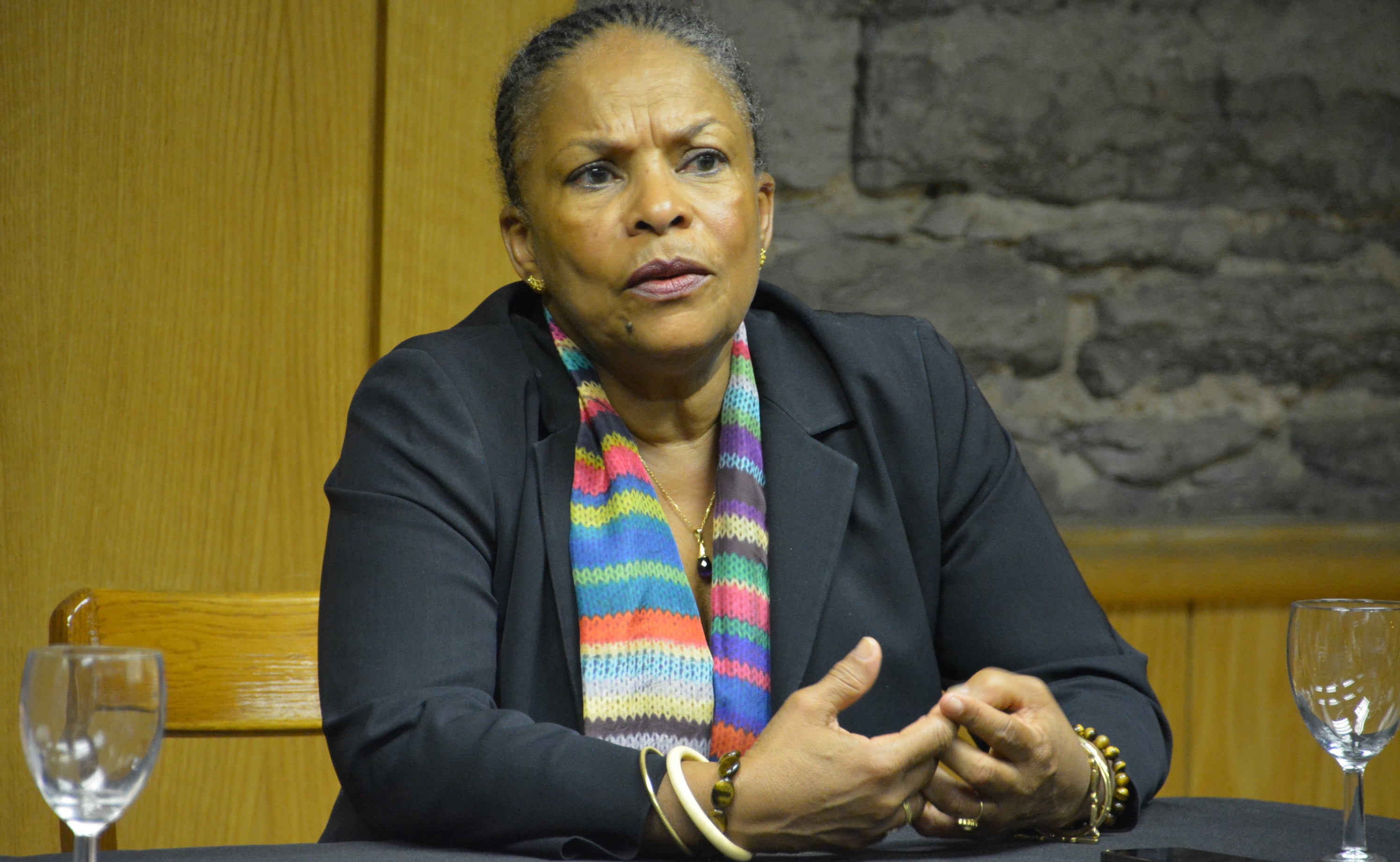 Christiane Taubira en conférence à Montréal : la vidéo intégrale