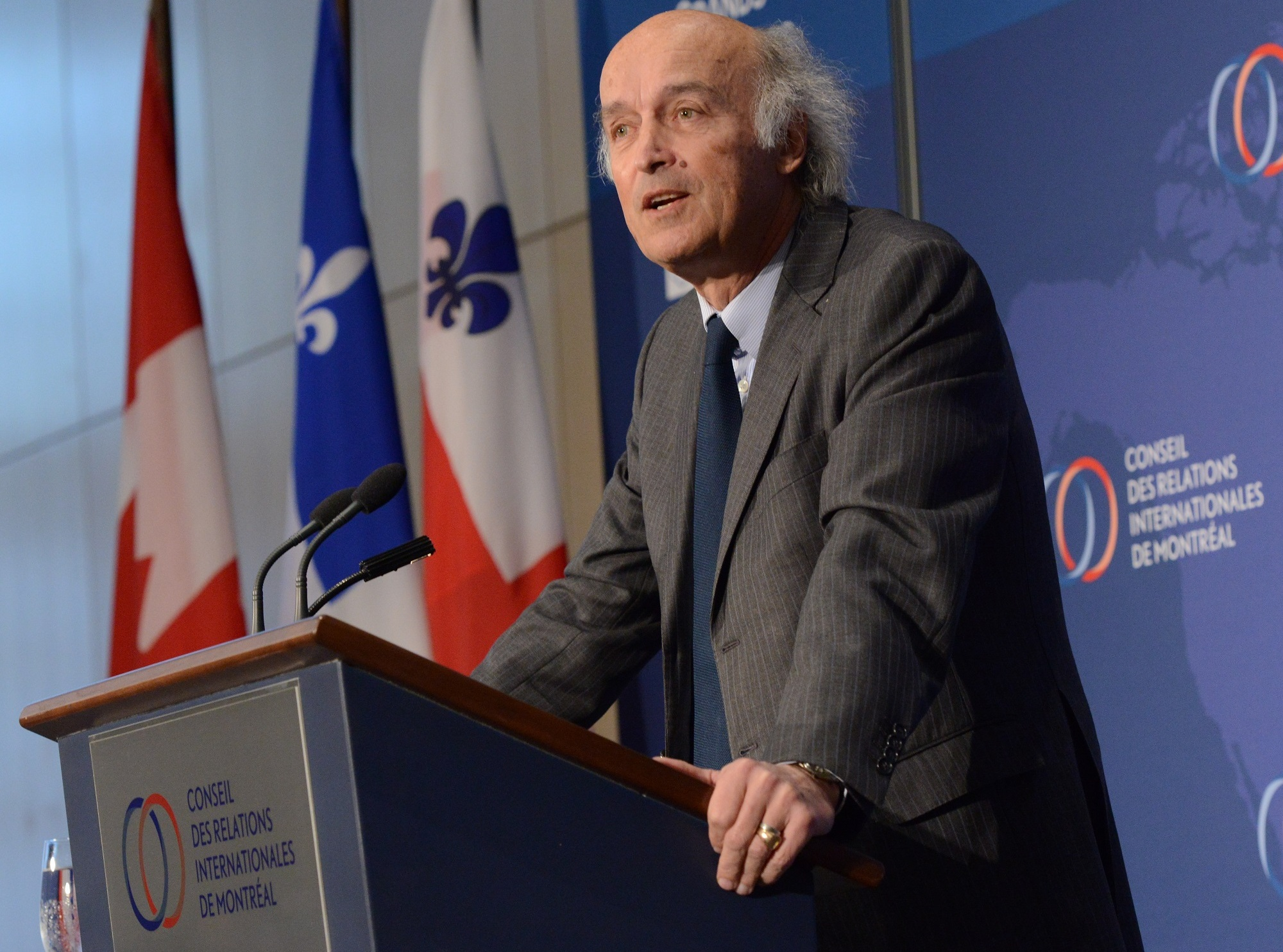"""Jean-Paul de Gaudemar au Corim : """"Construire une relation durable entre les mondes économique et universitaire"""""""