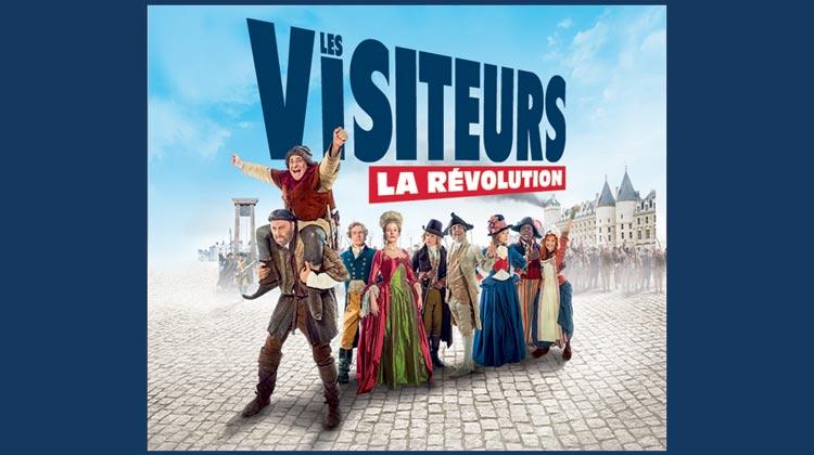 La révolution des Visiteurs