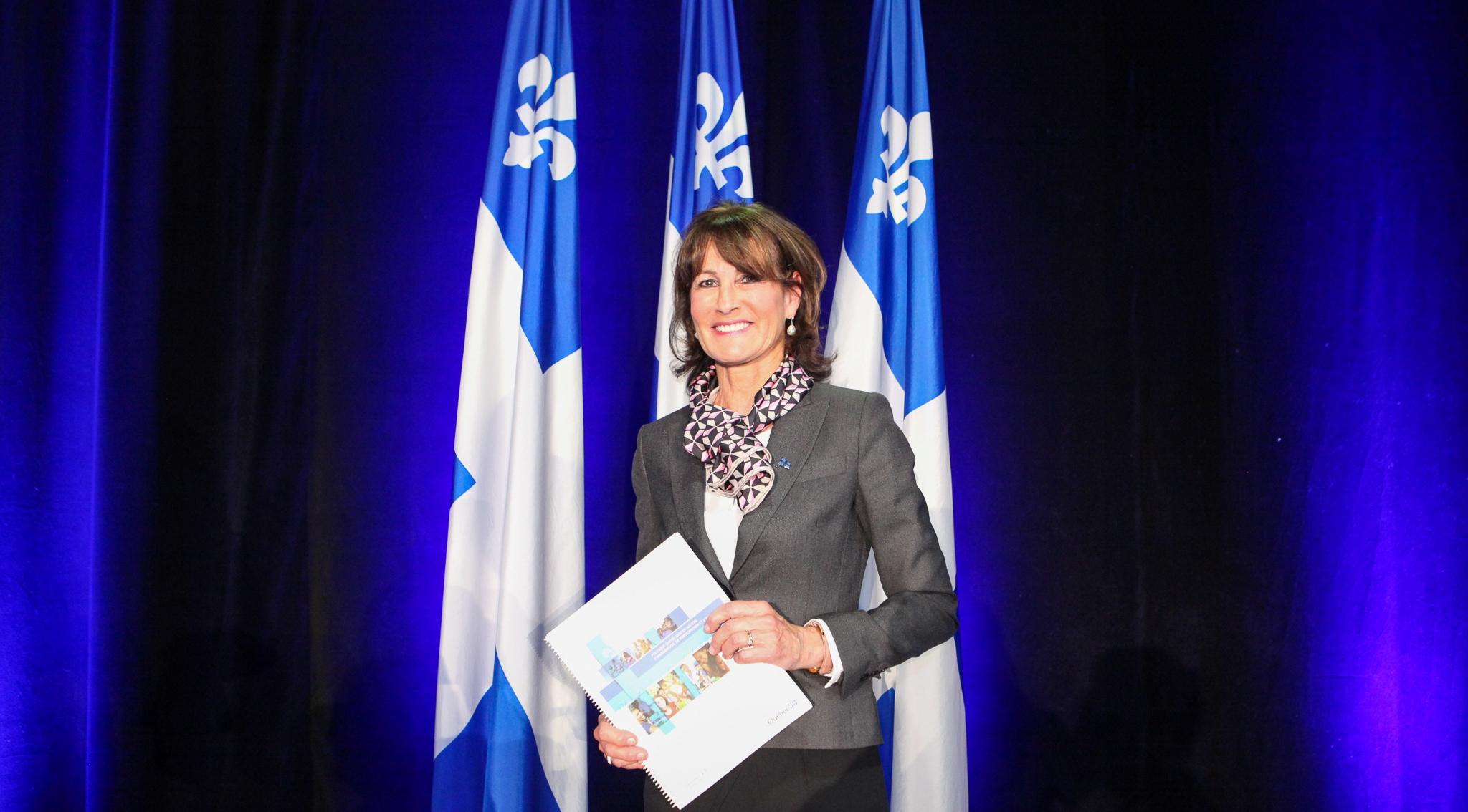 Une nouvelle politique d'immigration au Québec