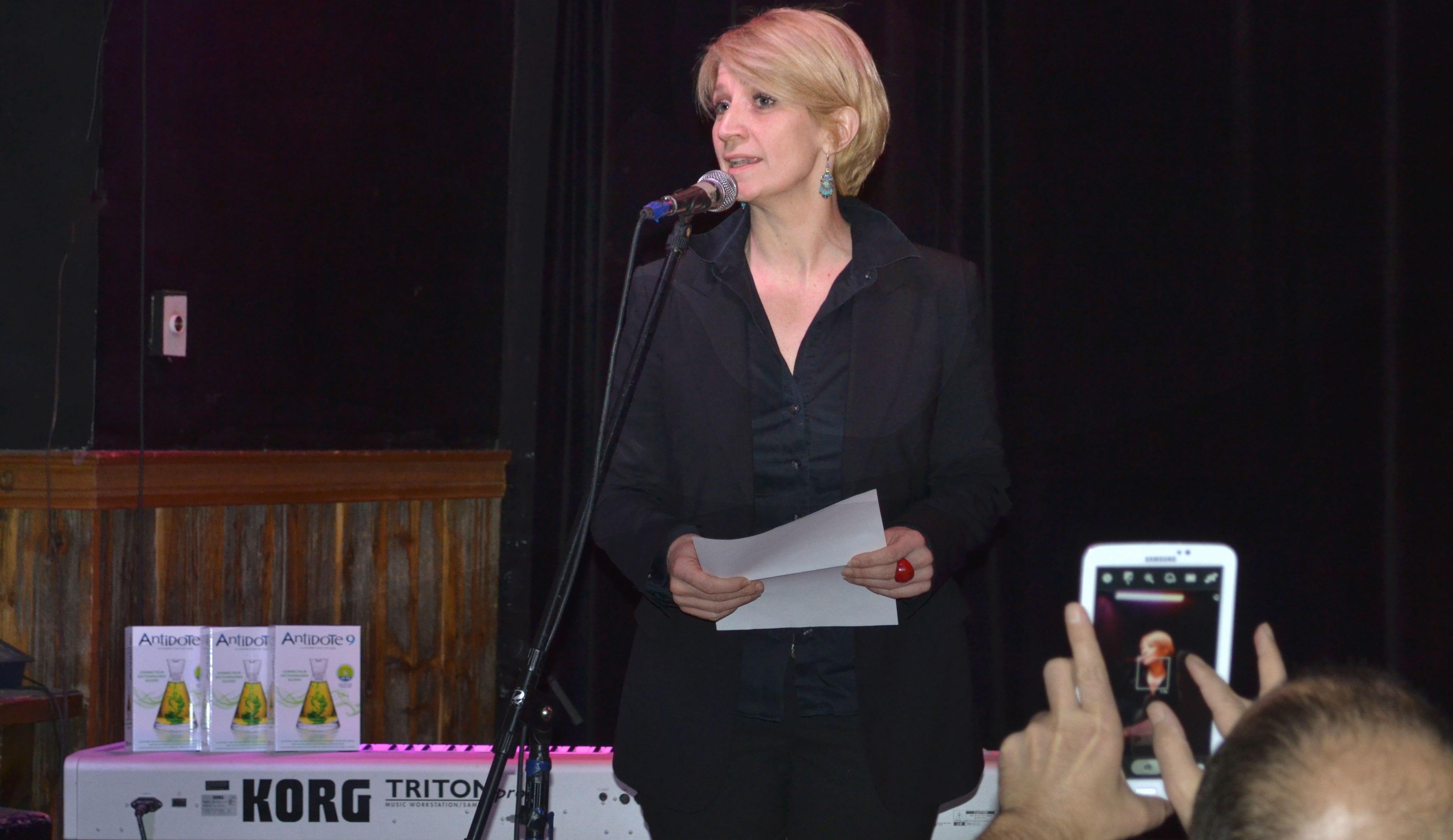 Carole Renaud, poète : « Le Québec donne des ailes pour suivre son cœur »