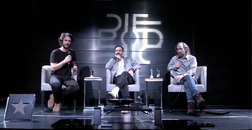Les séances d'écoute active Die Pod Die, un concept venu de France