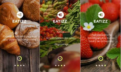 Le téléphone mobile pour lutter contre la gaspillage alimentaire