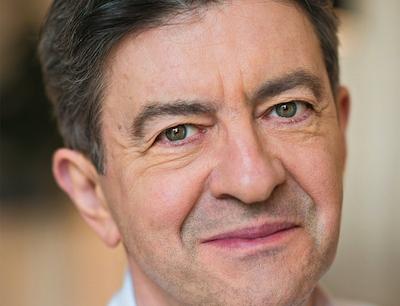 Jean-Luc Mélenchon à la BANQ