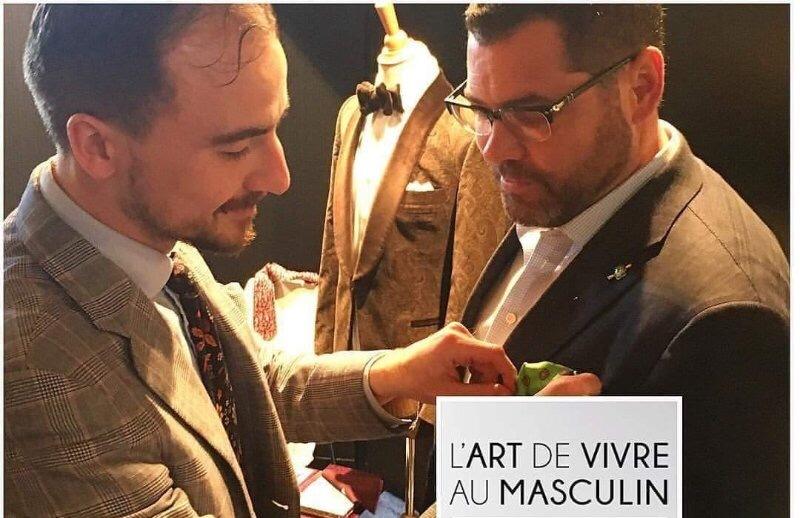 Montréal accueille la première édition du salon «Art de Vivre au Masculin»