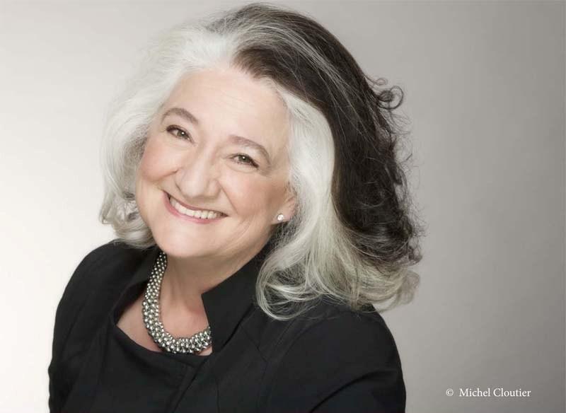 Marie Laberge à la librairie du Québec à Paris