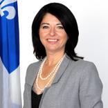 Line Beauchamp nommée Déléguée générale du Québec à Paris