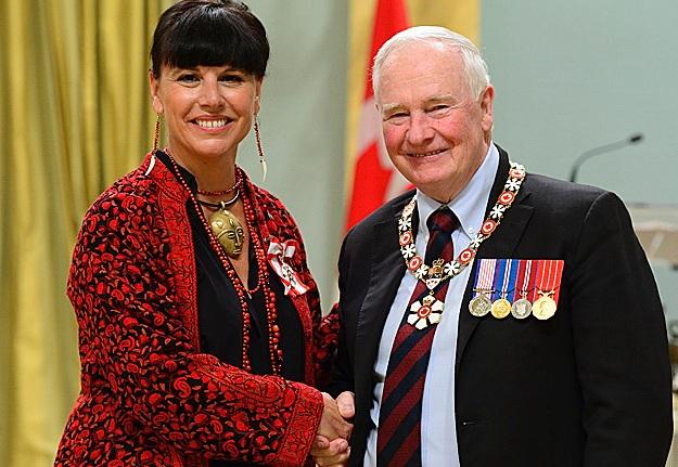 Nathalie Bondil récipiendaire de l'Ordre du Canada