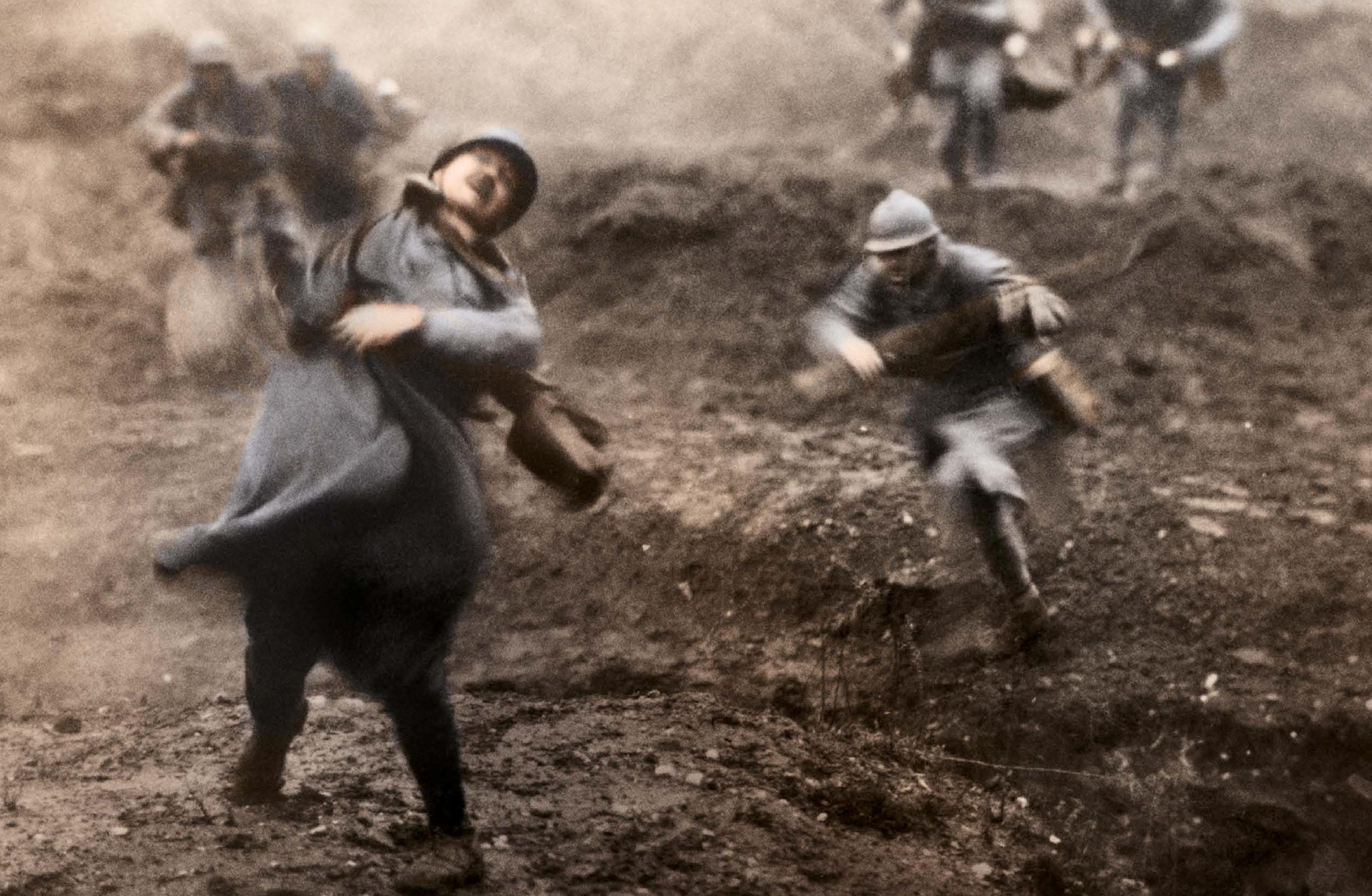 La série Apocalypse s'attaque à Verdun
