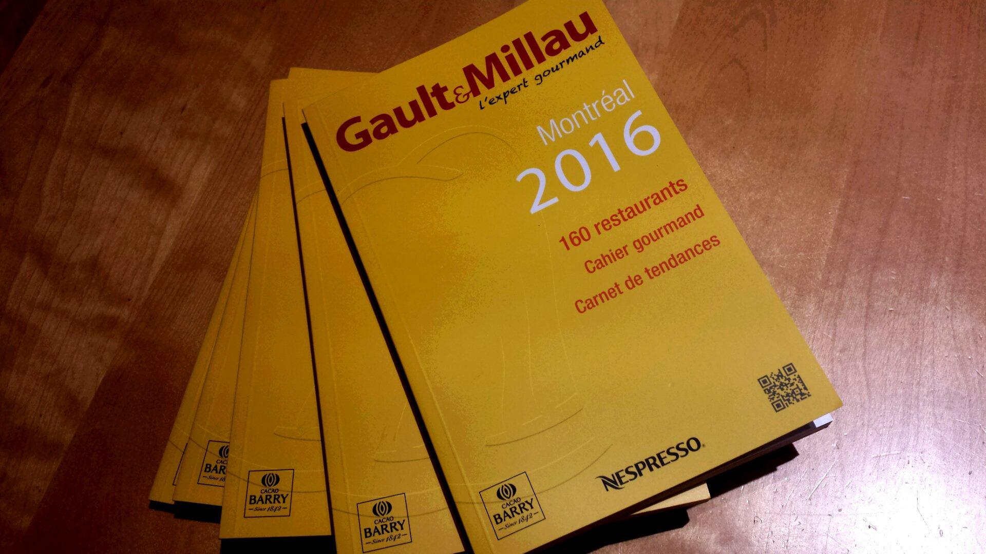 Gagnez un guide Gault&Millau Canada!