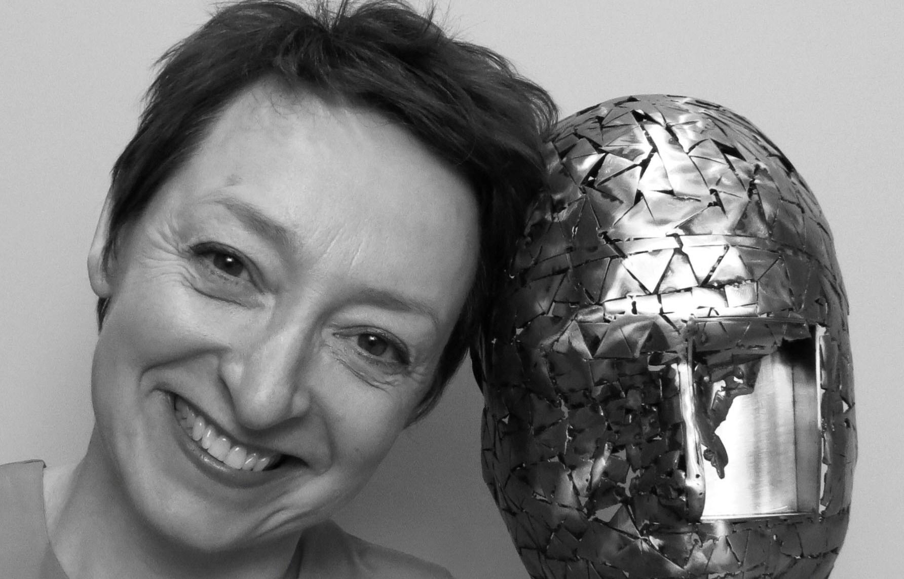 Anne-Yvonne Jouan : quand le patrimoine culturel renait à travers l'art