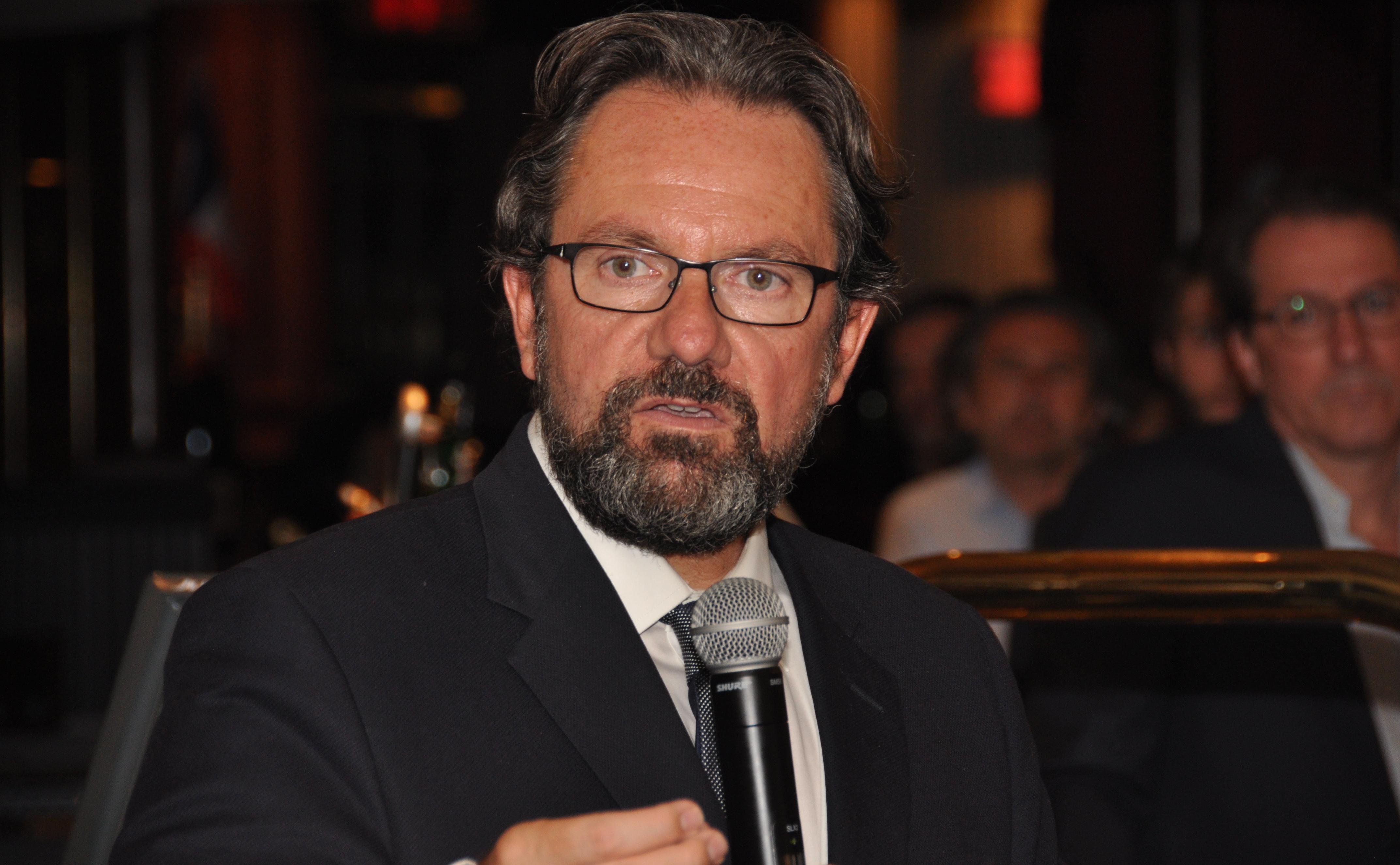 Frédéric Lefebvre, candidat malgré tout...