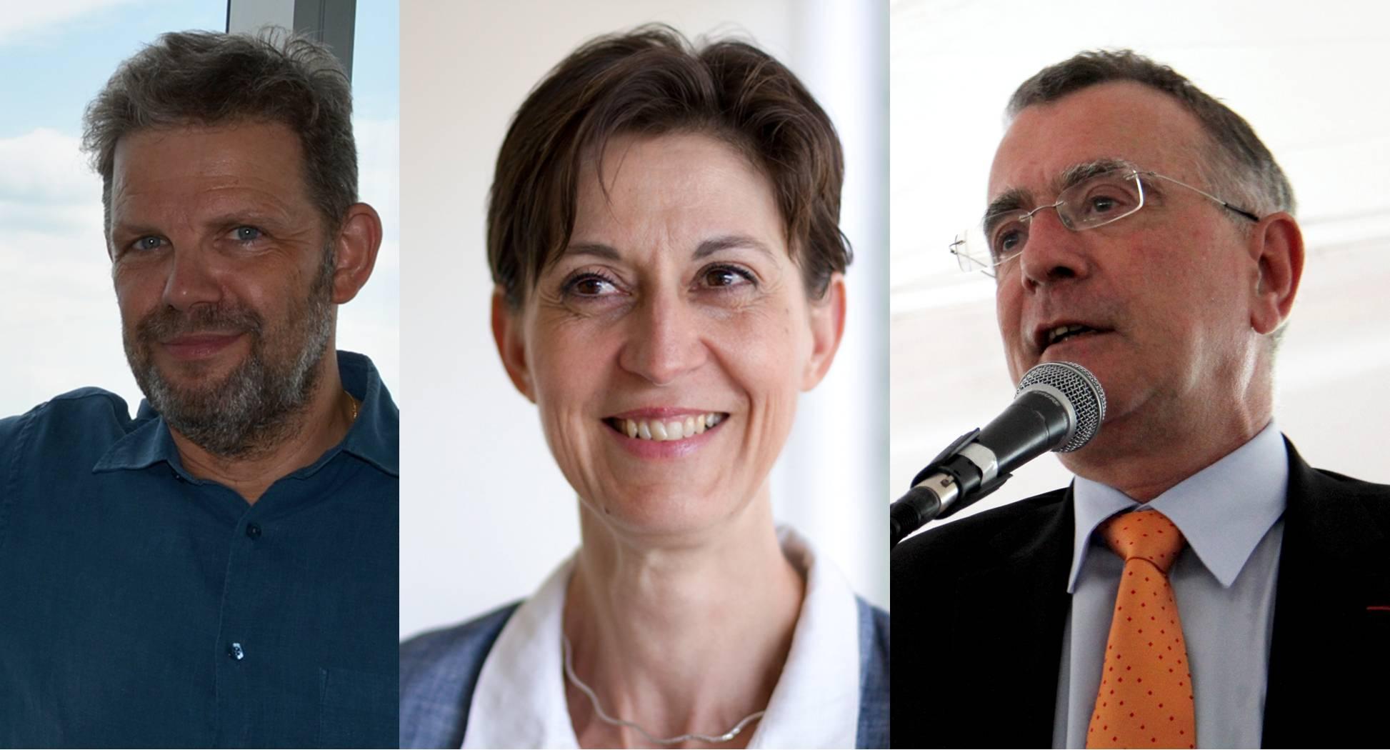 Entrevues exclusives avec nos diplomates : Nicolas Chibaeff, Catherine Feuillet et Nicolas Chapuis