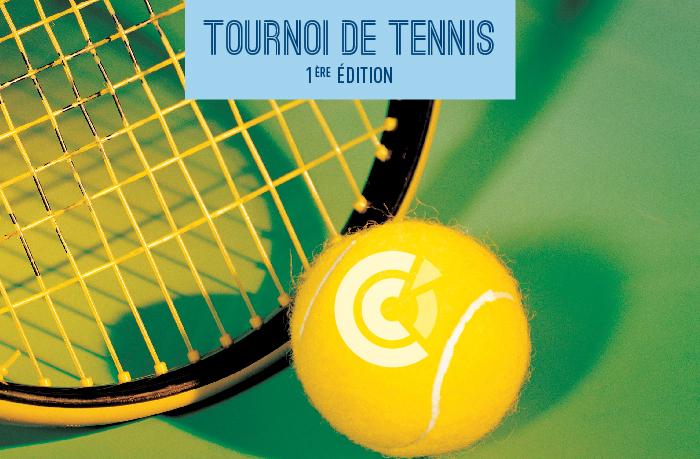 Le tournoi de tennis de la CCIFC