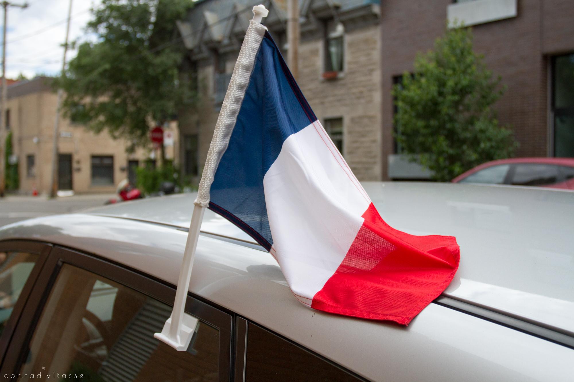 Euro 2016 : La fièvre tricolore monte à Montréal